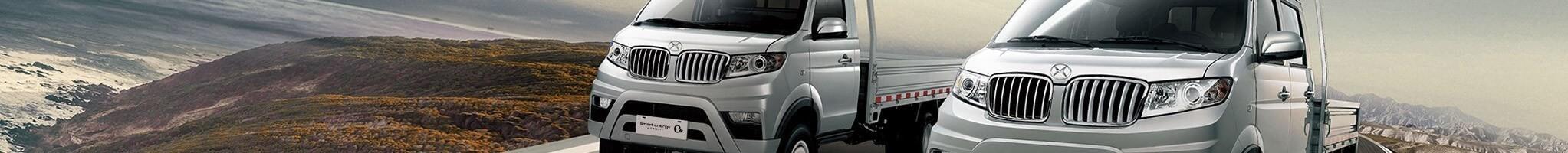 Acheter camionette électrique | New Energy Mobility votre magasin online d'eMobility avec les meilleur prix